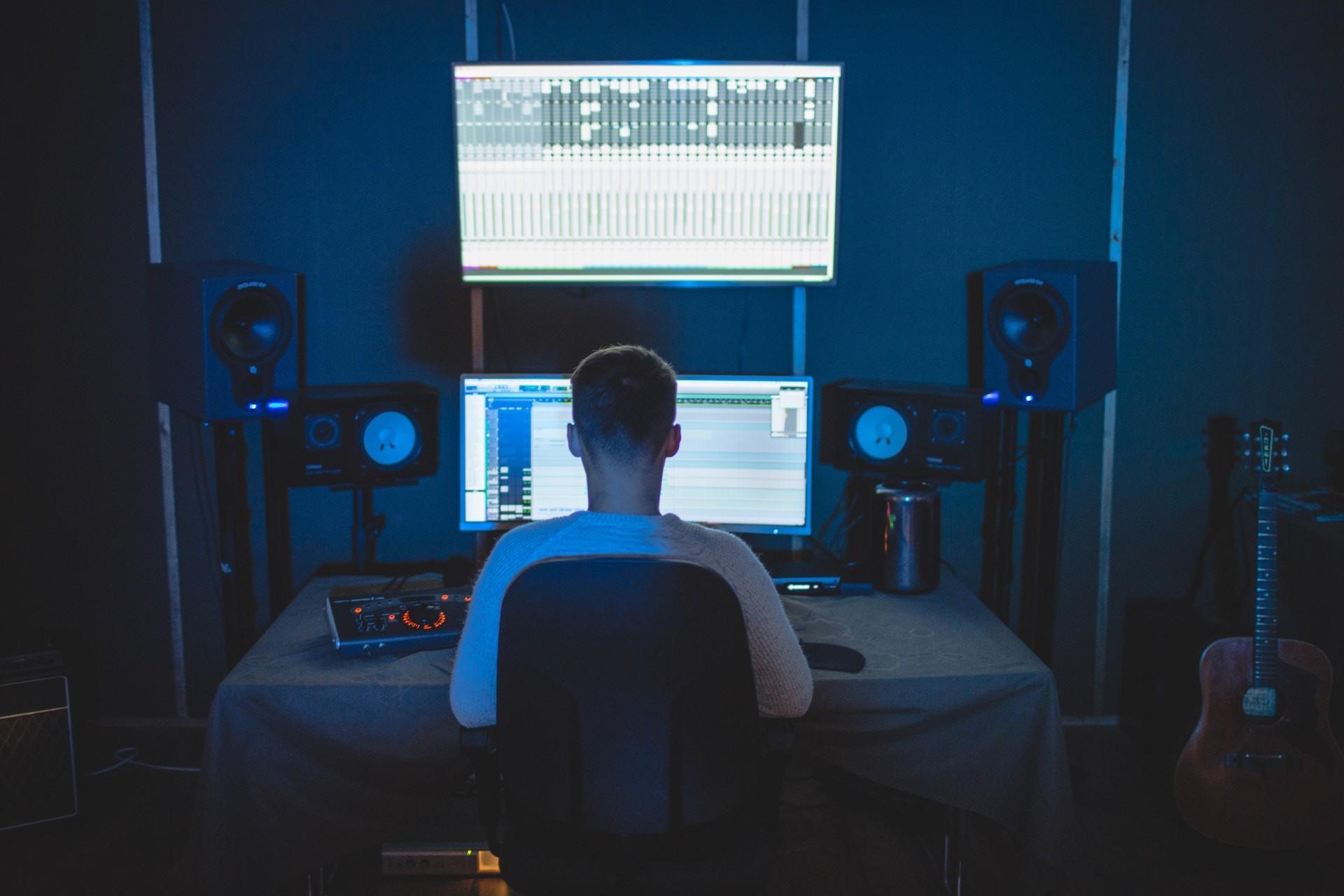 monitores de referência estúdio home studio